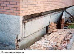 Восстановление фундамента г.Тольятти