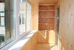 Отделка, ремонт, утепление, балконов и лоджий г. Тольятти